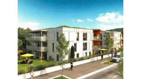 Appartement neuf La-149 Aix-les-Bains investissement loi Pinel à Aix-les-Bains