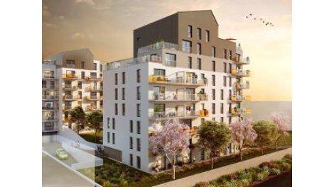 Appartement neuf I-81 Metz éco-habitat à Metz
