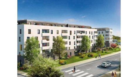 Appartements neufs Og-5 Toulouse éco-habitat à Toulouse