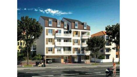Appartement neuf Lm-80 Viroflay éco-habitat à Viroflay