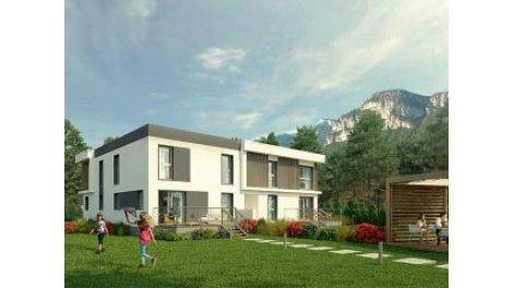 Appartement neuf Lcc-12 Bassens investissement loi Pinel à Bassens