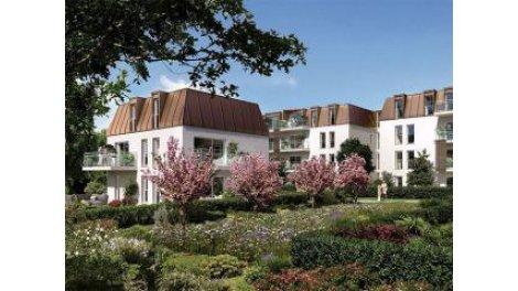 Appartement neuf Ljdpp Aix-les-Bains investissement loi Pinel à Aix-les-Bains