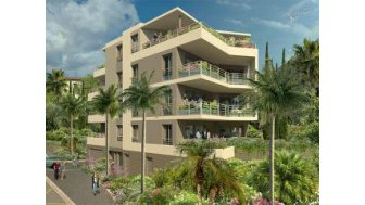 Appartements neufs Css-2 le-Cannet éco-habitat à Le Cannet