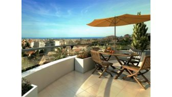 Appartements neufs Nv-19 Nice investissement loi Pinel à Nice