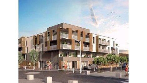 Appartement neuf D-40 Fort-Mahon-Plage éco-habitat à Fort-Mahon-Plage