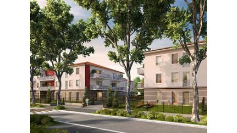 Appartement neuf Nr-12 Miribel investissement loi Pinel à Miribel