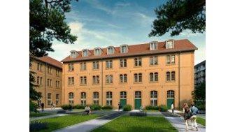 Appartements neufs Lpdlm-3 Metz éco-habitat à Metz