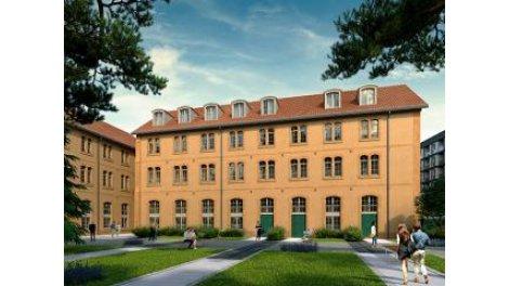 Appartement neuf Lpdlm-3 Metz éco-habitat à Metz