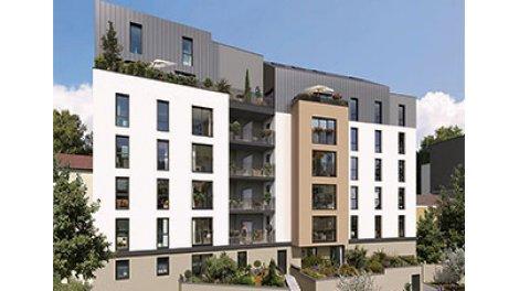 Appartement neuf Cz-14 Nantes investissement loi Pinel à Nantes