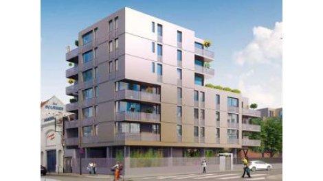 Appartement neuf Le-127 Lille à Lille