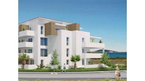 Appartement neuf S-130 Meze à Mèze