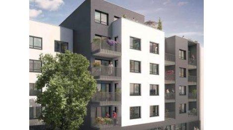 Appartement neuf La-150 Lyon-8e-Arrondissement investissement loi Pinel à Lyon 8ème