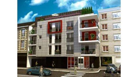Appartement neuf Lpda-13 Tours à Tours