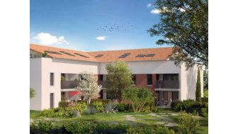 Appartements neufs H-77 Saint-Orens-de-Gameville investissement loi Pinel à Saint-Orens-de-Gameville
