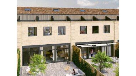 Appartement neuf Lag-5 Bordeaux éco-habitat à Bordeaux
