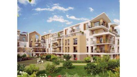 Appartement neuf Ltdlm-2 Vaires-sur-Marne investissement loi Pinel à Vaires-sur-Marne