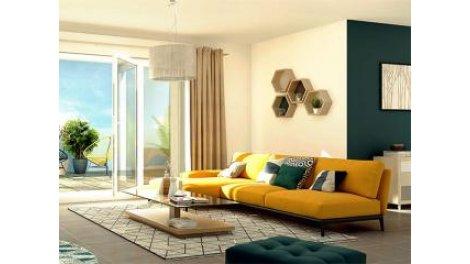 Appartement neuf Dv-9 Vetraz-Monthoux investissement loi Pinel à Vétraz-Monthoux