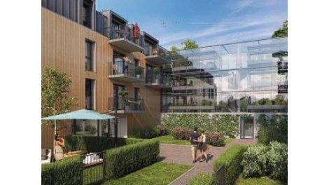 investir dans l'immobilier à Chantilly