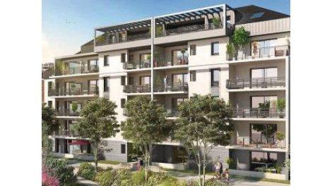 Appartement neuf E-166 Aix-les-Bains investissement loi Pinel à Aix-les-Bains