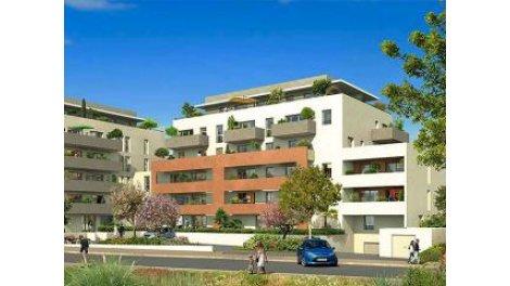 Appartement neuf Lca-8 Bayonne éco-habitat à Bayonne