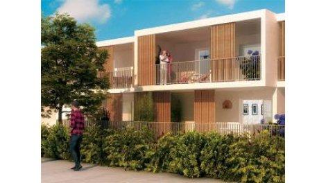 Appartement neuf Lcbc Tresses éco-habitat à Tresses