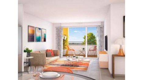 Appartement neuf EP1 Toulouse éco-habitat à Toulouse