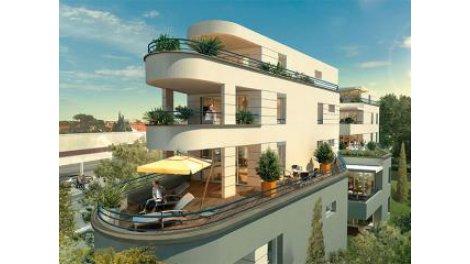 Appartement neuf RQ77 Toulouse investissement loi Pinel à Toulouse