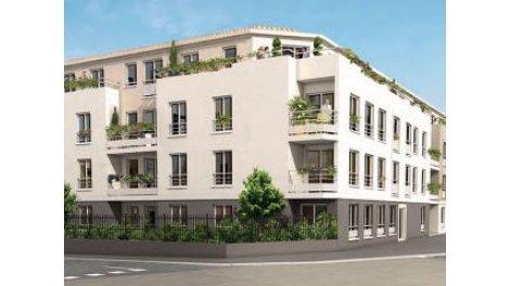Appartement neuf La-155 Brie-Comte-Robert éco-habitat à Brie-Comte-Robert
