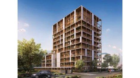 Appartement neuf A-190 Grenoble éco-habitat à Grenoble