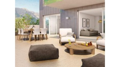 Appartement neuf La-158 Grenoble à Grenoble