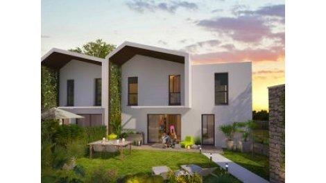 eco habitat neuf à Saint-Jean-de-Vedas