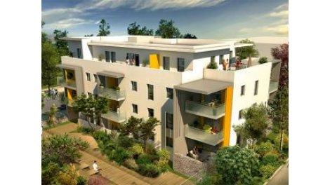 Appartement neuf Cn-17 Montpellier éco-habitat à Montpellier