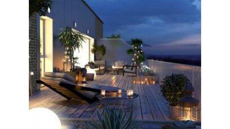 Appartement neuf Cb-37 Nantes investissement loi Pinel à Nantes