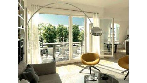 Appartement neuf Sp-19 Amiens éco-habitat à Amiens