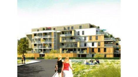 Appartement neuf Sg-19 Strasbourg investissement loi Pinel à Strasbourg