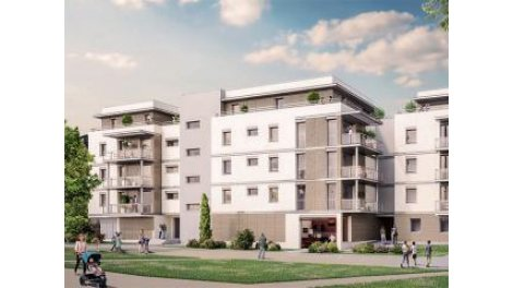 Appartement neuf Cv-46 Saint-Alban-Leysse investissement loi Pinel à Saint-Alban-Leysse