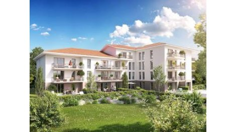 Appartement neuf T-61 Rumilly investissement loi Pinel à Rumilly