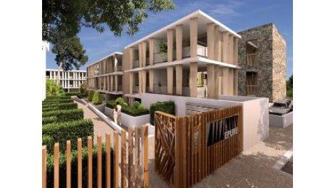 Appartement neuf E-172 Saint-Jean-de-Vedas éco-habitat à Saint-Jean-de-Vedas