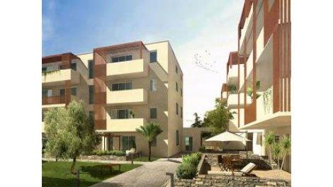 Appartement neuf Lddl-7 Baillargues éco-habitat à Baillargues
