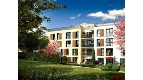 Appartement neuf Ljdle-3 Bois-d'Arcy investissement loi Pinel à Bois-d'Arcy