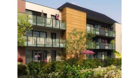 Appartement neuf V-68 Honfleur investissement loi Pinel à Honfleur