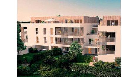 Appartement neuf Icg Marseille-13e-Arrondissement à Marseille 13ème
