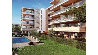 Appartements neufs Pda-6 Antibes investissement loi Pinel à Antibes