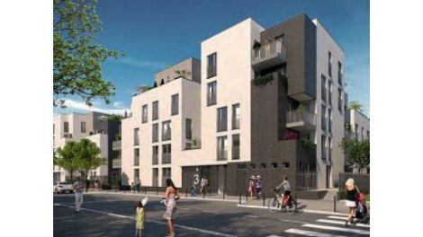 Appartement neuf Pc-21 Vigneux-sur-Seine investissement loi Pinel à Vigneux-sur-Seine