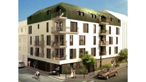 Appartement neuf Cg-22 Nantes investissement loi Pinel à Nantes