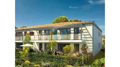 Appartement neuf M-118 Meze éco-habitat à Mèze