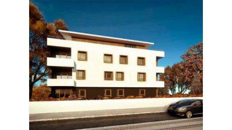 Appartement neuf Sm-8 Pessac éco-habitat à Pessac