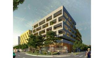 Appartements neufs A-204 Montpellier éco-habitat à Montpellier