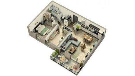 appartement neuf à Houplines