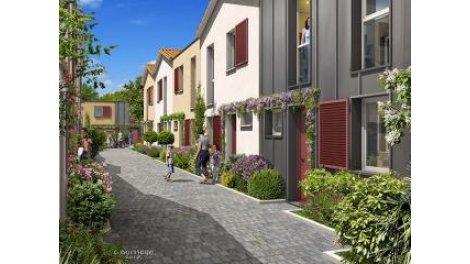 Appartement neuf Csp-3 Toulouse éco-habitat à Toulouse
